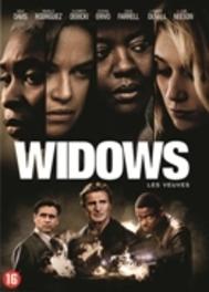 Widows, (DVD) BILINGUAL /CAST: VIOLA DAVIS, LIAM NEESON DVDNL
