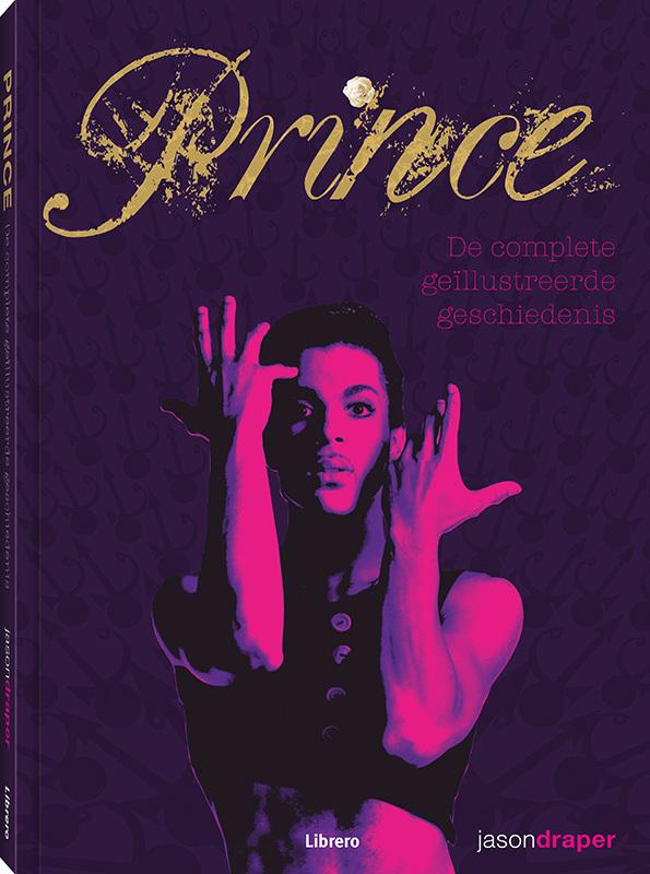 Prince De complete geïllustreerde geschiedenis, Jason Draper, Paperback