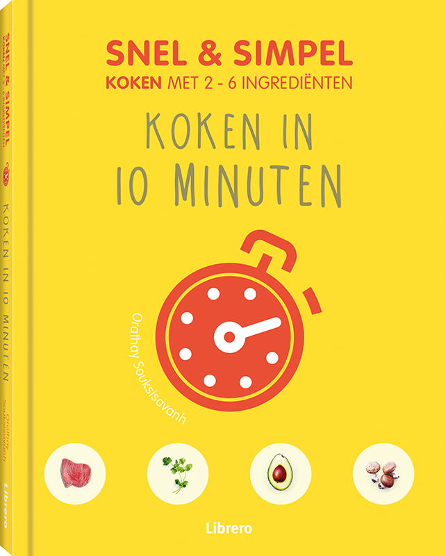 Koken in 10 minuten - Snel & simpel  Hardcover