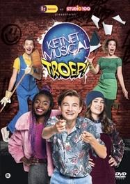 Ketnet Musical Troep - Ketnet Musical Troep, (DVD) DVDNL