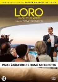 Loro, (DVD) BY: PAOLO SORRENTINO /CAST: TONI SERVILLO DVDNL
