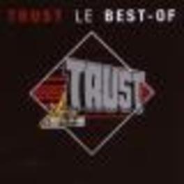 BEST OF -CD+DVD- Audio CD, TRUST, CD
