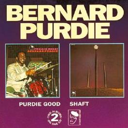 PURDIE GOOD/SHAFT INNOVATOR OF FUNK STYLE DRUMMING IN 70'S Audio CD, BERNARD PURDIE, CD