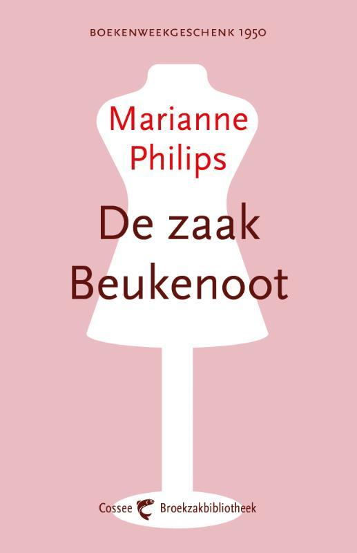 De zaak Beukenoot. novelle, Philips, Marianne, Paperback