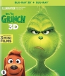 The Grinch (3D), (Blu-Ray)
