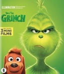 The Grinch, (Blu-Ray)