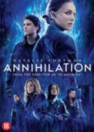 Annihilation, (DVD) BILINGUAL /CAST: NATALIE PORTMAN, JENNIFER JASON LEIGH DVDNL