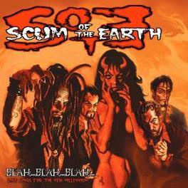 BLAH BLAH BLAH Audio CD, SCUM OF THE EARTH, CD