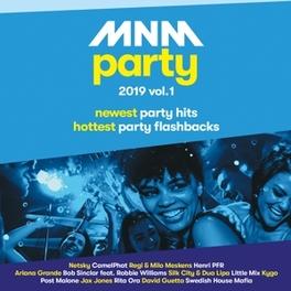 MNM PARTY 2019/1 V/A, CD
