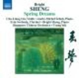 SPRING DREAMS SINGAPORE CHINESE ORCHESTRA/YEH Audio CD, B. SHENG, CD