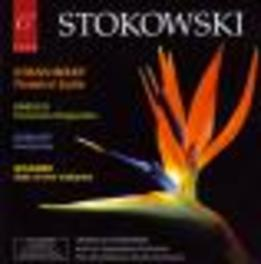 STOKOWSKI CONDUCTS WORKS BY ENESCO/DEBUSSY/WAGNER... Audio CD, L. STOKOWSKI, CD