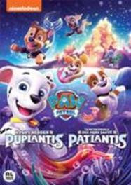Paw patrol - Puplantis , (DVD) DVDNL