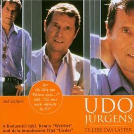 ES LEBE DAS LASTER:2ND ED UDO JURGENS, CD