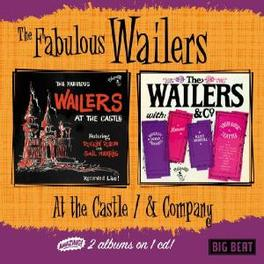 AT THE CASTLE/& COMPANY 60'S GARAGE Audio CD, WAILERS, CD