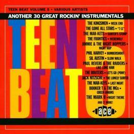 TEEN BEAT VOL.5 30 GREAT ROCKIN' INSTRUMENTALS Audio CD, V/A, CD