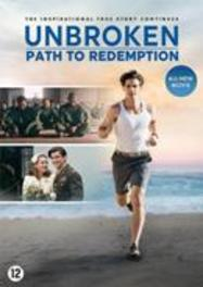 Unbroken 2 - Path to redemption, (DVD) Hillenbrand, Laura, DVDNL