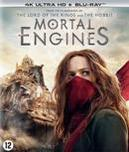 Mortal engines, (Blu-Ray 4K...