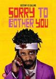 Sorry to bother you , (DVD)
