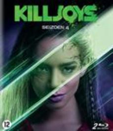 Killjoys - Seizoen 4, (Blu-Ray) Blu-Ray