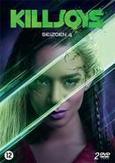 Killjoys - Seizoen 4, (DVD)