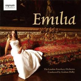 EMILIA DALBY, G. Audio CD, LONDON ESTERHAZY ORCHESTR, CD