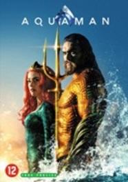 Aquaman, (DVD) BILINGUAL /CAST: JASON MOMOA, AMBER HEARD, WILLEM DAFOE DVDNL