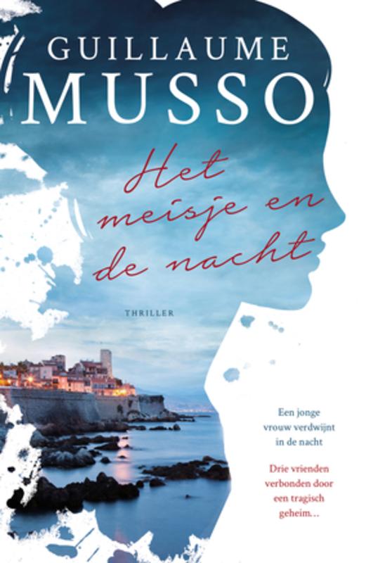 Het meisje en de nacht Guillaume Musso, Paperback