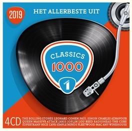 RADIO 1 CLASSICS 1000 -.. .. 2019 V/A, CD