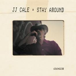 STAY AROUND J.J. CALE, CD