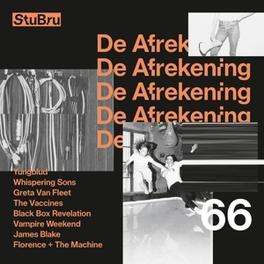 DE AFREKENING 66 V/A, CD