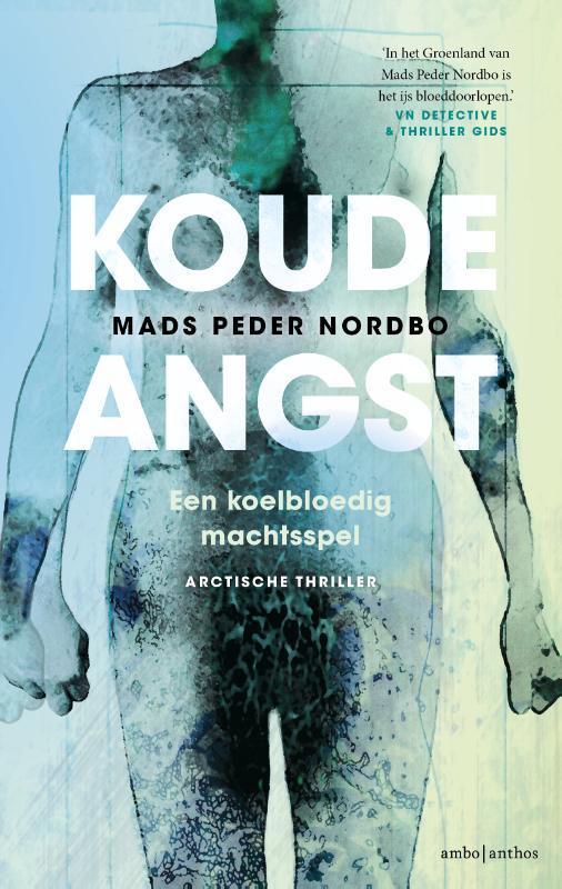 Koude angst Nordbo, Mads Peder, Paperback