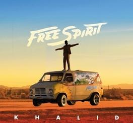 FREE SPIRIT Khalid, CD