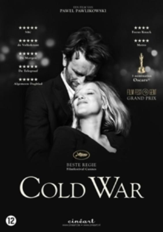 Cold war DVDNL