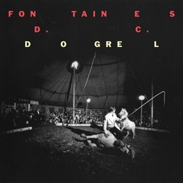DOGREL FONTAINES D.C., CD