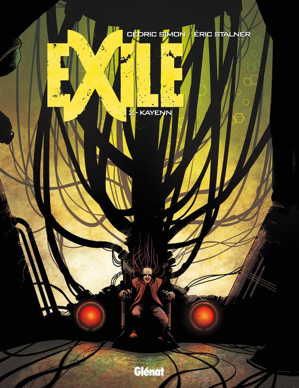 EXILE HC03. KAYENN 2/3 EXILE, Simon, Cédric, Hardcover