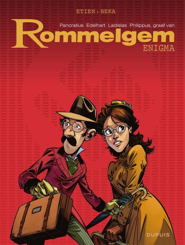 ROMMELGEM 01. ENIGMA 1/3 ROMMELGEM, Béka, Paperback