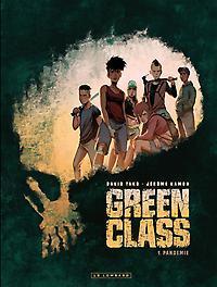 GREEN CLASS 01. PANDEMIE GREEN CLASS, Hamon, Jérôme, Paperback