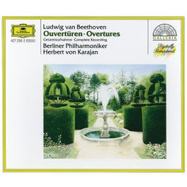OUVERTURES BP/KARAJAN Audio CD, L. VAN BEETHOVEN, CD