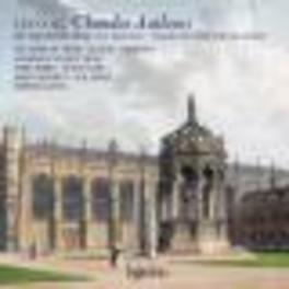 CHANDOS ANTHEMS KIRKBY/DAVIES/GILCHRIST/ACADEMY OF//LAYTON, S. Audio CD, G.F. HANDEL, CD