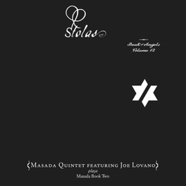 STOLAS:BOOK OF ANGELS 12 Audio CD, MASADA QUINTET, CD