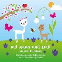 NANA UND EMIL FREUEN.. AUDIOBOOK, CD
