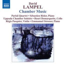 CHAMBER MUSIC PARISII QUARTET / RISLER Audio CD, LAMPEL, CD