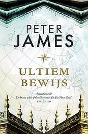 Ultiem bewijs Peter James, Paperback