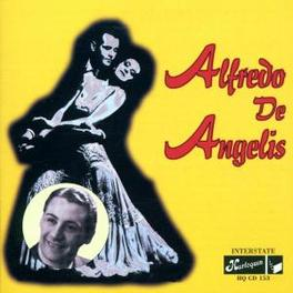 ALFREDO DE ANGELIS TANGO MASTER FROM THE 1940'S Audio CD, ALFREDO DE ANGELIS, CD