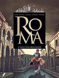 Roma - D04 Het vlees van mijn bloed Roma, Convard, Paperback