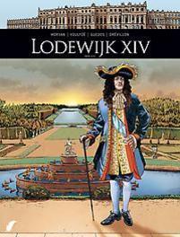 Zij schreven geschiedenis HC - D02 Lodewijk XIV Zij schreven geschiedenis, Voulyzé, Frédérique, Hardcover