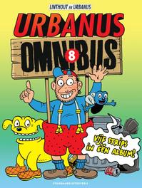 Omnibus 08 URBANUS OMNIBUS, Willy Linthout, Paperback