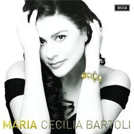 MARIA Audio CD, CECILIA BARTOLI, CD
