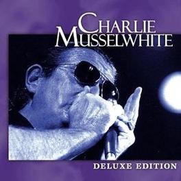 DELUXE EDITION INCL. POSTER/ HIS BEST TRACKS ON ALLIGATOR Audio CD, CHARLIE MUSSELWHITE, CD