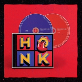 HONK COMPILATION OF HITS & BEST ALBUMTRACKS 1971-2016 The Rolling Stones, CD